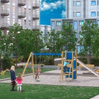 Öffentliche Spielanlagen - Wohnanreize schaffen