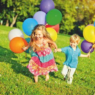 Bildung durch Bewegung - Spielen fördert die Entwicklung von Kindern