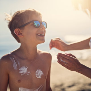 Sonnenbrand vorbeugen - Möglichkeiten