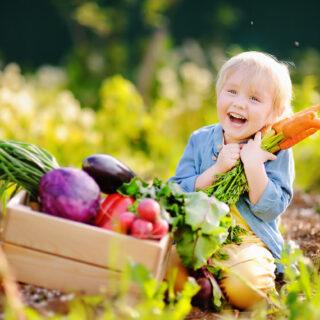 Übergewichtsprävention Kinder durch gesunde Ernährung und Bewegung