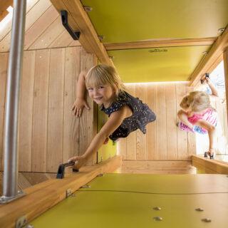 Klettern für Kinder - wie Klettern Kinder fördert