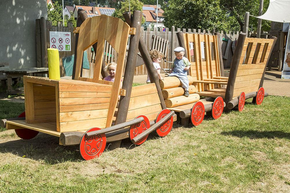 Rollenspiele Kinder_Eisenbahn Cosmo
